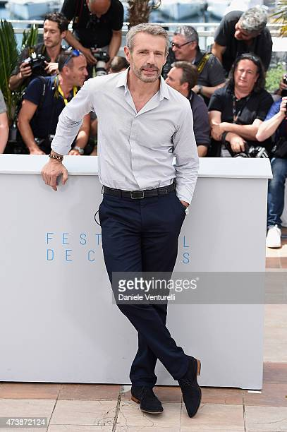 Lambert Wilson attends the photocall for 'Enrages' during the 68th annual Cannes Film Festival on May 18 2015 in Cannes France