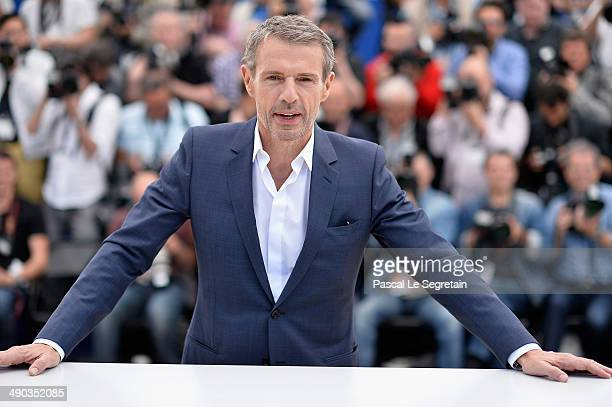 Lambert Wilson Master of Ceremonies attends a photocall during the 67th Annual Cannes Film Festival on May 14 2014 in Cannes France