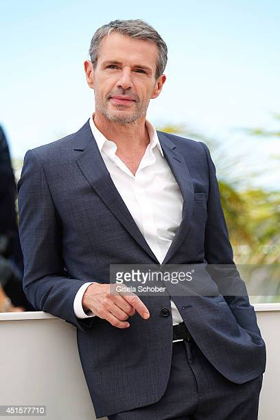 Lambert Wilson poses for a portrait at The 67th Annual Cannes Film Festival on May 14 2014 in Cannes France