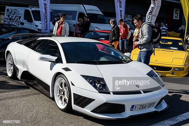 Lamborghini Murcielago LP640 IMSA
