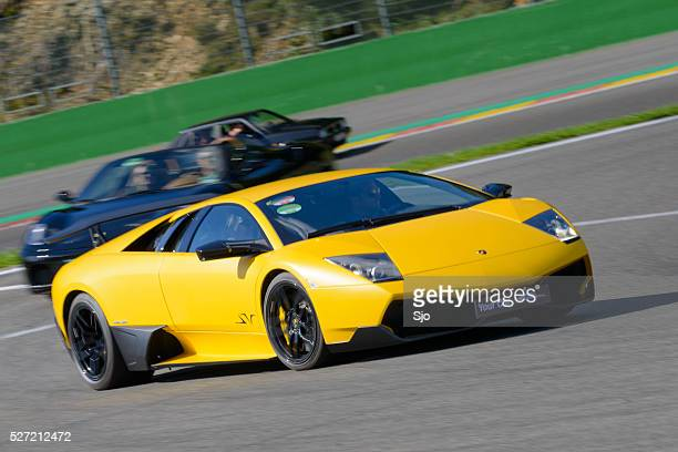 Lamborghini Murcielago Lp670-4 SV supercar