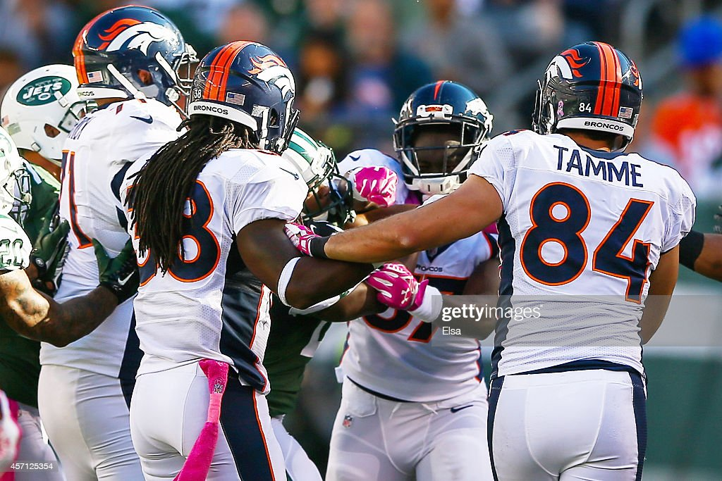 Denver Broncos v New York Jets