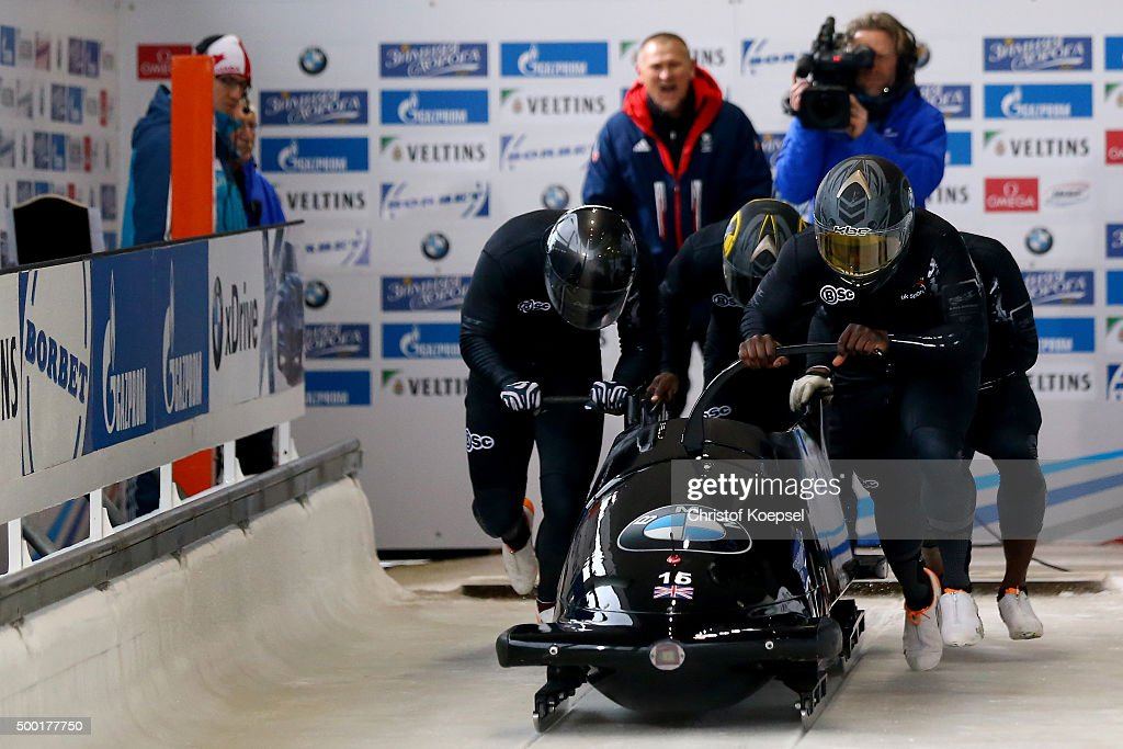 BMW IBSF Bob & Skeleton Worldcup Winterberg - Day 3