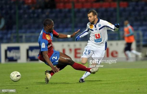 Lamine KONE / Selim BOUADLA Chateauroux / Le Havre 35eme journee de ligue 2
