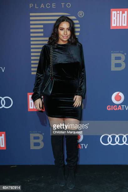 Lamiya Slimani attends the PLACE TO B PreBerlinale Party at Borchers on February 11 2017 in Berlin Germany