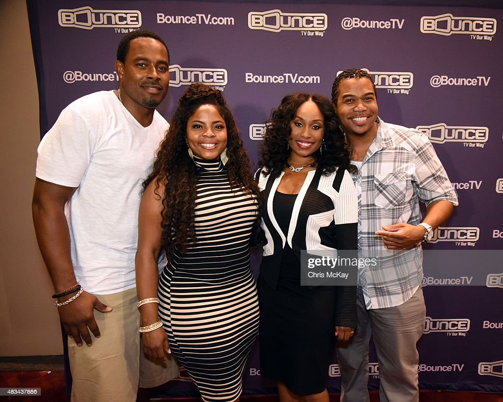 Bounce TV Hosts Preview Screening Of Family Time And Mann ...