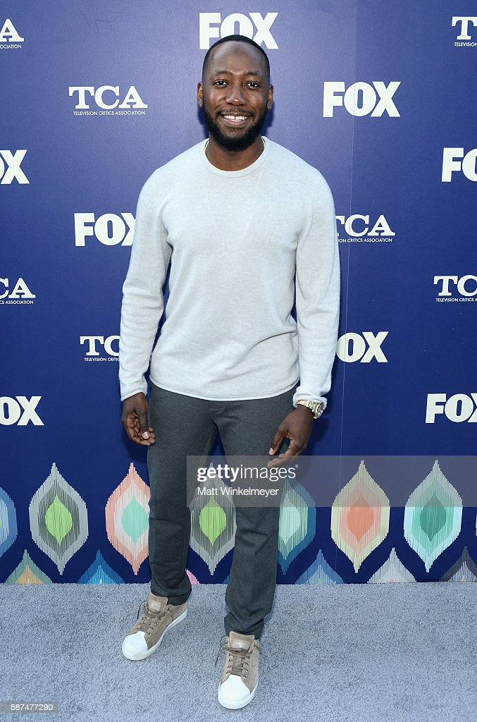 Lamorne Morris attends the FOX Summer TCA Press Tour on August 8 2016 in Los Angeles California