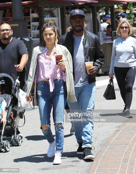 Lamorne Morris is seen on May 27 2017 in Los Angeles CA