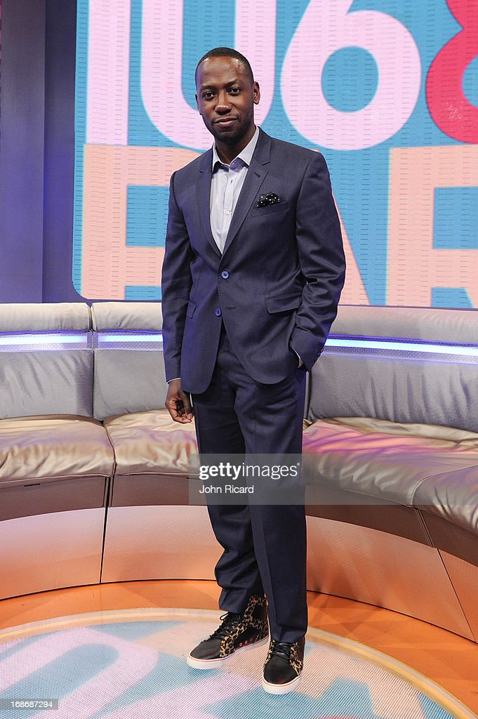 <a gi-track='captionPersonalityLinkClicked' href=/galleries/search?phrase=Lamorne+Morris&family=editorial&specificpeople=671004 ng-click='$event.stopPropagation()'>Lamorne Morris</a> visits BET's '106 & Park' at BET Studios on May 13, 2013 in New York City.