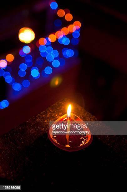 Lamp of Diwali