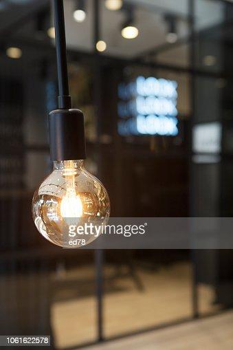lamp : Foto stock