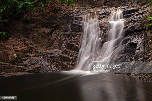 Lampi Waterfall at dawn