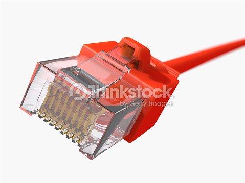Lan-Kabel : Stock-Foto