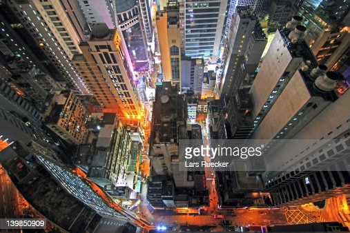 Lan Kwai Fong : Stock Photo
