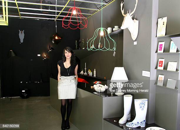 Lana AlsamirDiamond in her shop Pieces with Soul 45/322 Bourke St in Surry Hills 19 September 2006 SMH ESSENTIAL Picture by DOMINO POSTIGLIONE