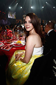 Lana Del Rey attends amfAR's 21st Cinema Against AIDS Gala Presented By WORLDVIEW BOLD FILMS And BVLGARI at Hotel du CapEdenRoc on May 22 2014 in Cap...