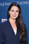 Lana Del Rey attends the 5th Annual Sean Penn Friends HELP HAITI HOME Gala Benefiting J/P Haitian Relief Organization at Montage Hotel on January 9...