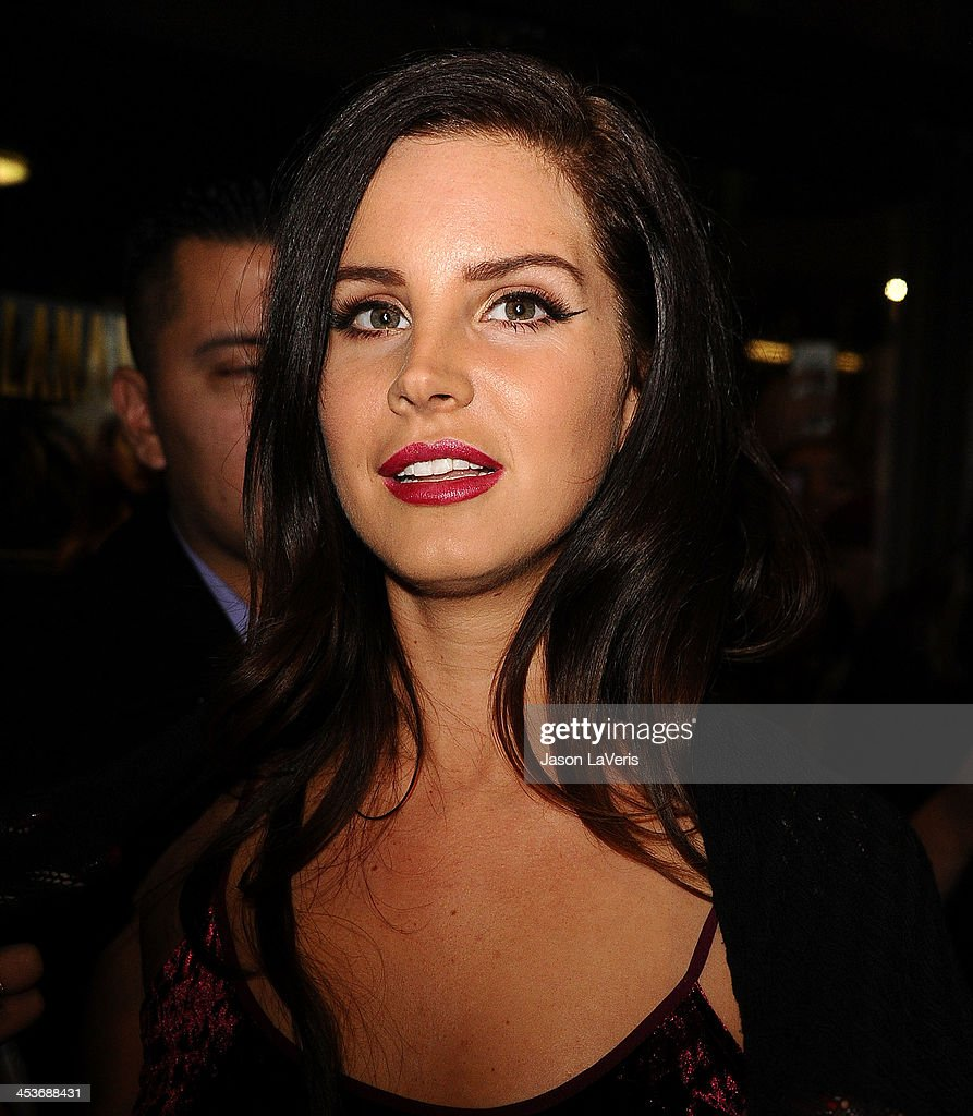 <a gi-track='captionPersonalityLinkClicked' href=/galleries/search?phrase=Lana+Del+Rey&family=editorial&specificpeople=8565478 ng-click='$event.stopPropagation()'>Lana Del Rey</a> attends the premiere of 'Tropico' at ArcLight Cinemas Cinerama Dome on December 4, 2013 in Hollywood, California.