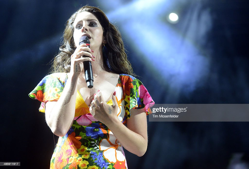 <a gi-track='captionPersonalityLinkClicked' href=/galleries/search?phrase=Lana+Del+Rey&family=editorial&specificpeople=8565478 ng-click='$event.stopPropagation()'>Lana Del Rey</a> performs as part of the Coachella Valley Music and Arts Festival at The Empire Polo Club on April 20, 2014 in Indio, California.