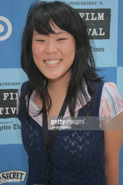 Lana Kim Director of Baby C'Mon during 2006 Los Angeles Film Festival Italian Cultural Institute Screening 'Eclectic Mix 2' at The Italian Cultural...