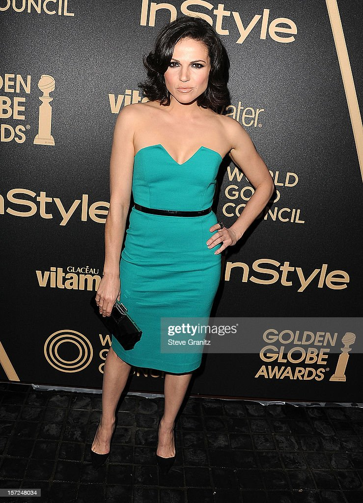 <a gi-track='captionPersonalityLinkClicked' href=/galleries/search?phrase=Lana+Parrilla&family=editorial&specificpeople=2303014 ng-click='$event.stopPropagation()'>Lana Parrilla</a> arrives at the The Hollywood Foreign Press Association And InStyle Miss Golden Globe 2013 Party on November 29, 2012 in Los Angeles, California.