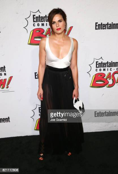 Lana Parrilla at Entertainment Weekly's annual ComicCon party in celebration of ComicCon 2017 at Float at Hard Rock Hotel San Diego on July 22 2017...