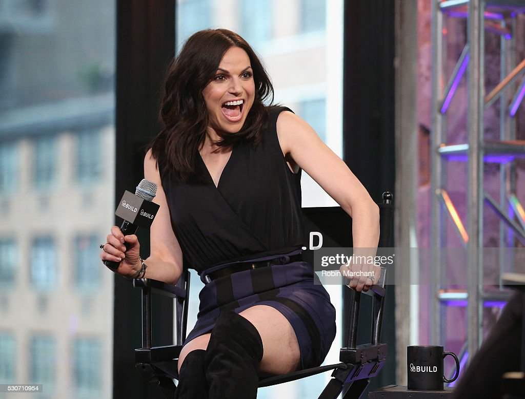 "ImagesVideoAOL Build Speaker Series - Lana Parrilla, ""Once Upon A Time""10 Bilder"