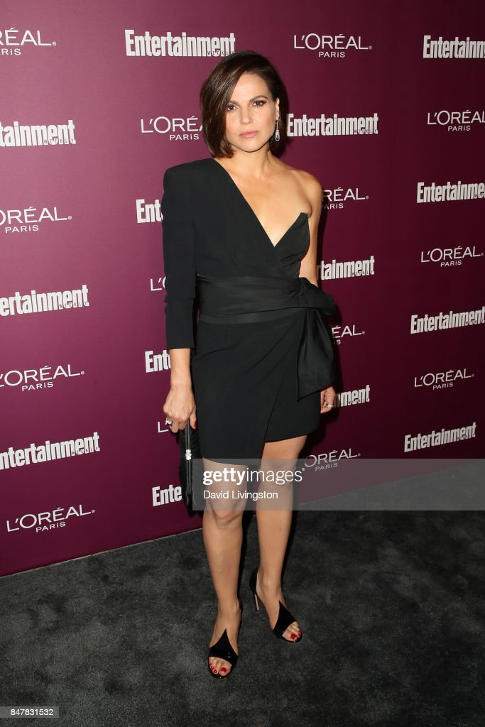 Lana Parrilla attends the Entertainment Weekly's 2017 Pre-Emmy Party at the Sunset Tower Hotel on September 15, 2017 in West Hollywood, California.