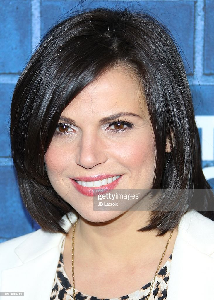 <a gi-track='captionPersonalityLinkClicked' href=/galleries/search?phrase=Lana+Parrilla&family=editorial&specificpeople=2303014 ng-click='$event.stopPropagation()'>Lana Parrilla</a> attends the Montblanc and UNICEF pre-Oscar brunch celebrating their limited edition collection at Hotel Bel-Air on February 23, 2013 in Los Angeles, California.