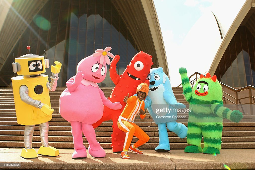 yo gabba meet the gang