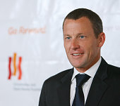 Lance Armstrong during 3rd Annual Los Angeles Gala for the Christopher and Dana Reeve Foundation at Century Plaza Hotel in Century City California...