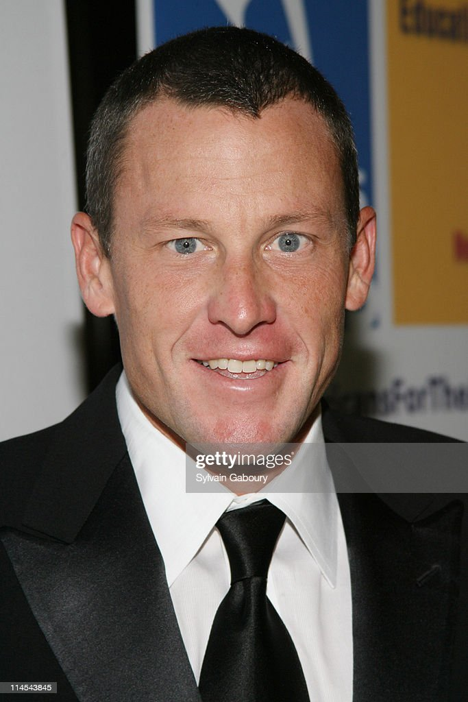 <a gi-track='captionPersonalityLinkClicked' href=/galleries/search?phrase=Lance+Armstrong&family=editorial&specificpeople=203072 ng-click='$event.stopPropagation()'>Lance Armstrong</a> during Americans For The Arts National Arts Awards 2006 Inside Arrivals and event. at Cipriani 42nd Street in New York City, New York, United States.