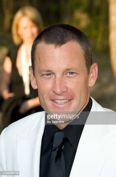 Lance Armstrong during amfAR's Cinema Against AIDS Benefit in Cannes Presented by Bold Films Palisades Pictures and The Weinstein Company Arrivals at...