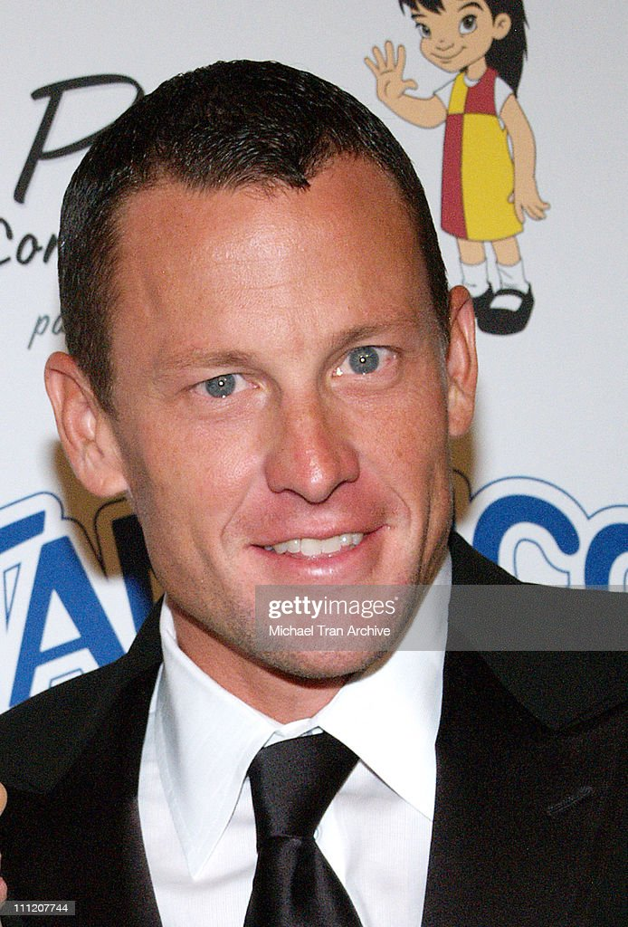 Lance Armstrong during Tampico Beverages Presents 'El Sueno de Esperanza' Gala to Benefit The PADRES Foundation Arrivals at Desperate Housewives...
