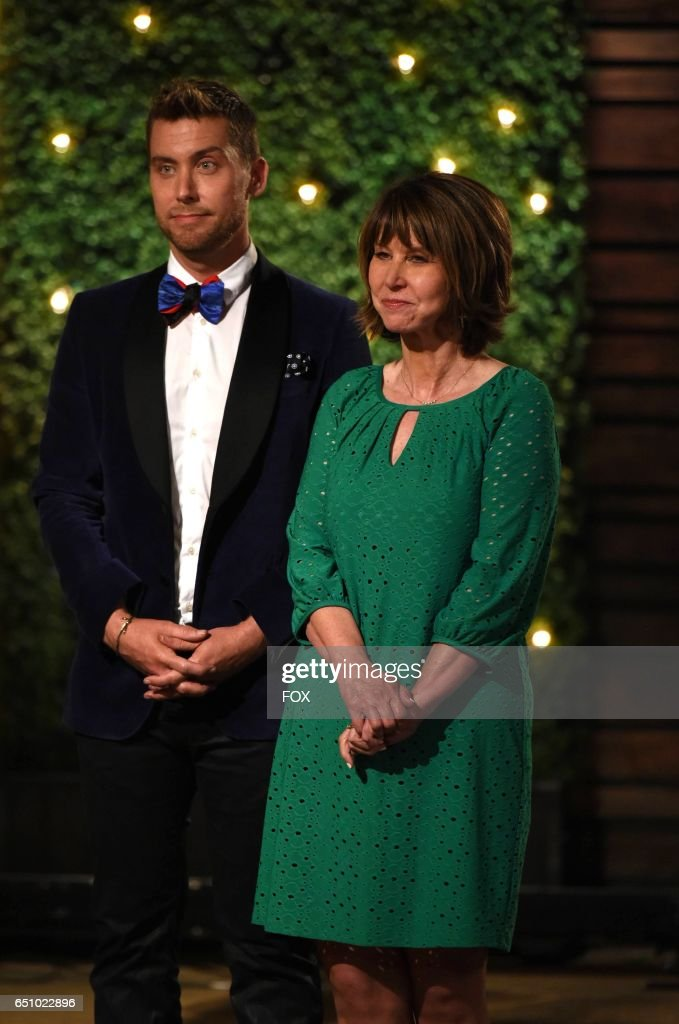 Lance Bass and Diane Bass in the Champion is Crowned season finale episode of MY KITCHEN RULES airing Thursday, March 2 (9:01-10:00 PM ET/PT), on FOX.