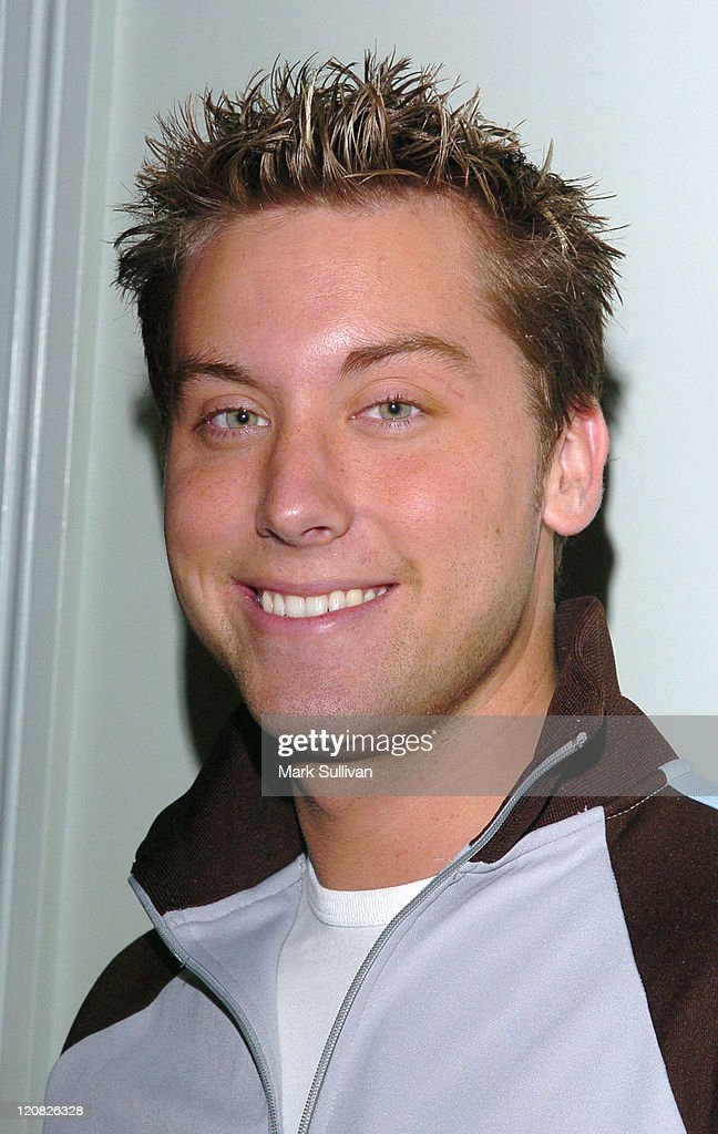 <a gi-track='captionPersonalityLinkClicked' href=/galleries/search?phrase=Lance+Bass&family=editorial&specificpeople=210566 ng-click='$event.stopPropagation()'>Lance Bass</a> during American Film Market-Media 8 Breakfast at Casa del Mar Hotel in Santa Monica, California, United States.