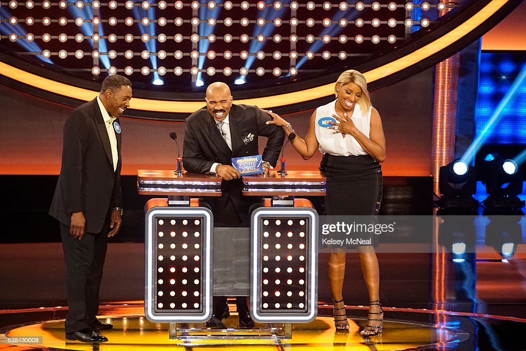 FEUD 'Lance Bass vs Kellie Pickler and Ernie Hudson vs Nene Leakes' The celebrity families competing to win cash for their charities feature the...