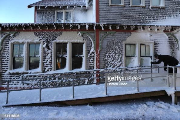 Fairview Inn Restaurant Ocean Street Marshfield Ma