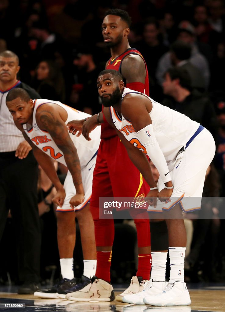 Cleveland Cavaliers v New York Knicks