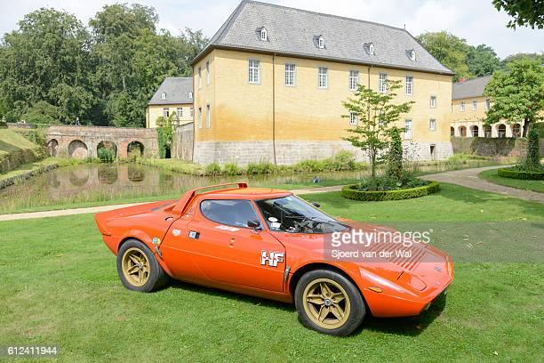 Lancia Stratos HF classic 1970s rally car
