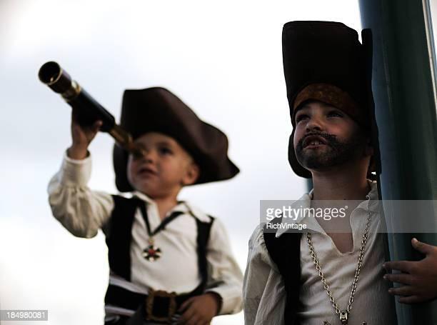 Land Ahoy!
