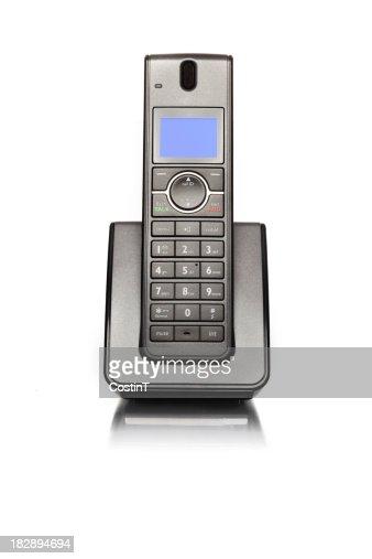 Terra di una linea telefonica