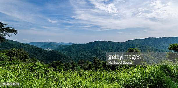 Land of nature , Khao yai panorama , Thailand