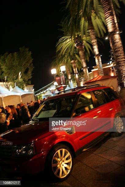 Land Rover Range Rover during 2006 Newport Beach Film Festival Opening Night Gala at Fashion Island Bloomingdales Courtyard in Newport Beach...