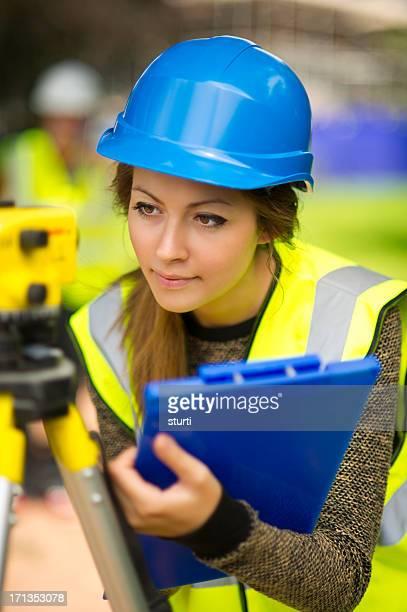 land survey trainee