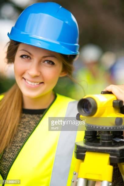 land survey trainee