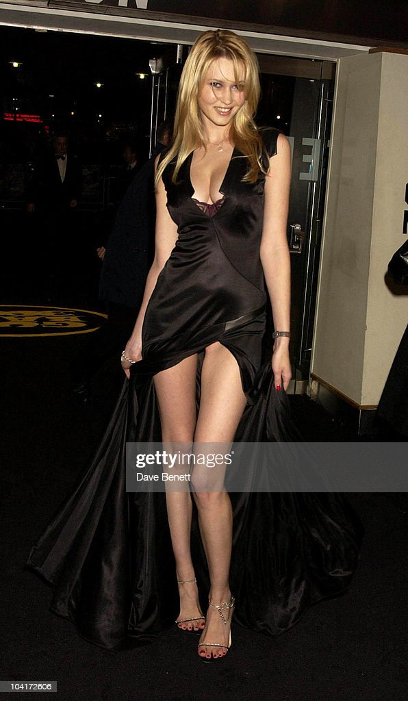 Landie (new Guess Jeans Model), Gumball 3000 Movie Premiere At The Odeon, Leicester Square, London