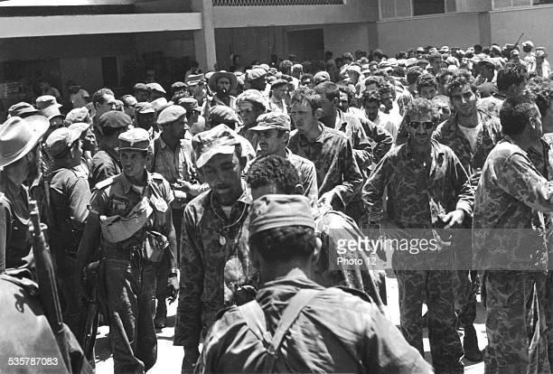 Landing at the Bay of Pigs Surrender of the mercenaries Cuba