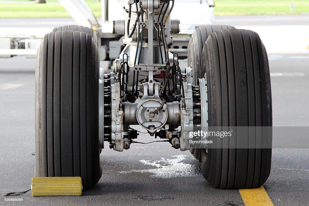 Landing-Ausrüstung : Stock-Foto