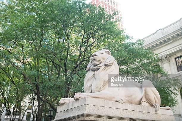 Landmark New York Public Library Iconic Beaux Arts Architecture